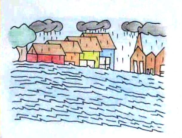 Noach flood