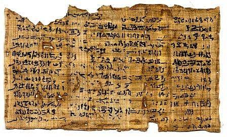 Ipuwer_Papyrus