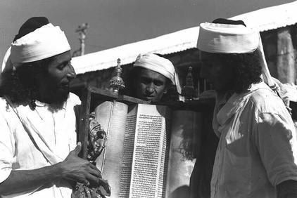 Yemenite Jews Torah